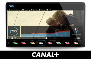 live streaming demo canal+ streamroot RxPlayer