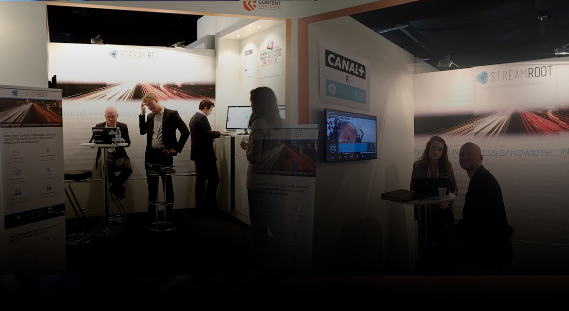 Thanks for joining us at IBC 2015!