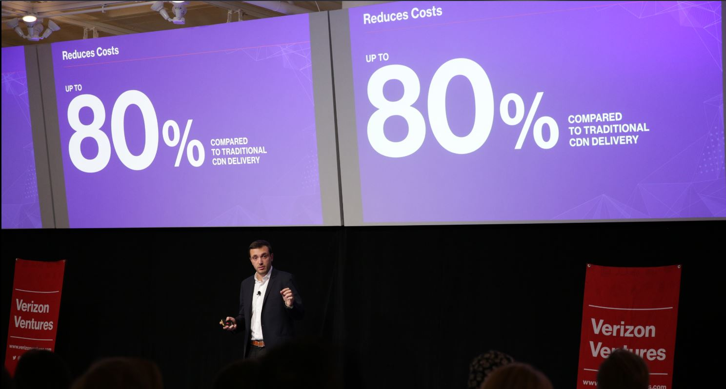 Watch Streamroot's pitch at Verizon Demo Day