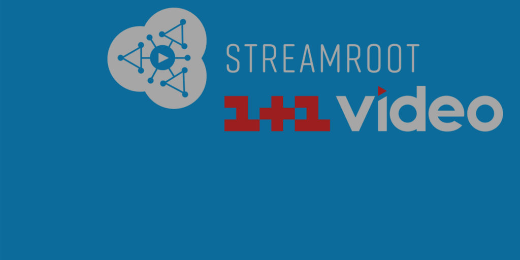 1+1 chooses Streamroot to boost its video delivery