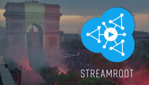 World Cup Streamroot press release