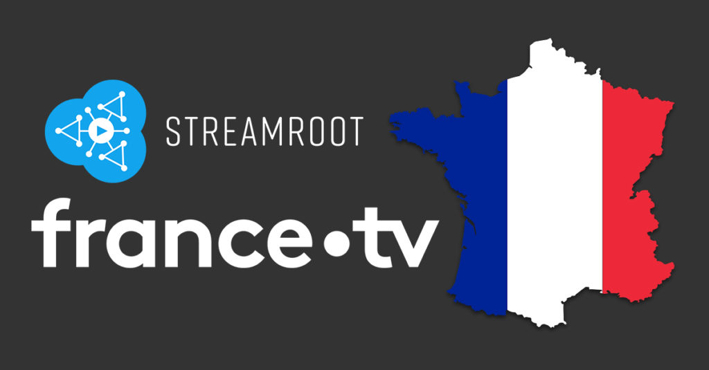 France TV selects Streamroot